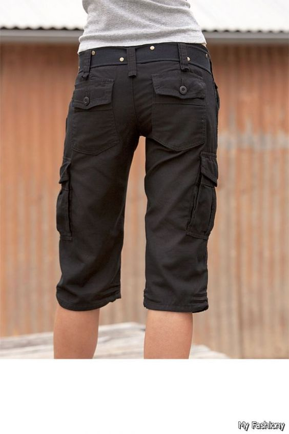 womens cargo shorts and how to wear them 20152016