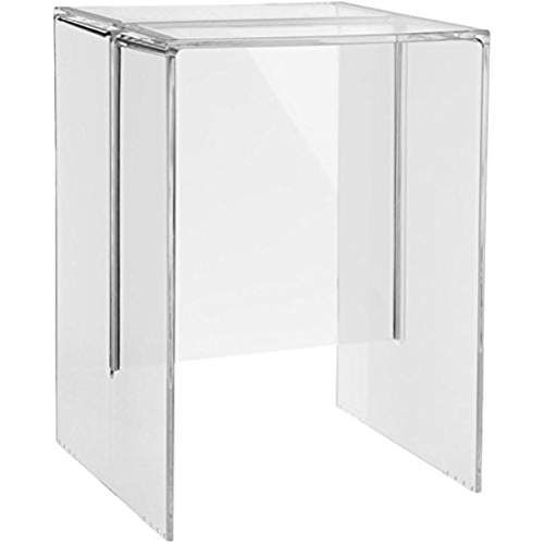 9900b4 Kartell Tabouret Table D Appoint Max Beam Transparent Table D Appoint Maison Kartell