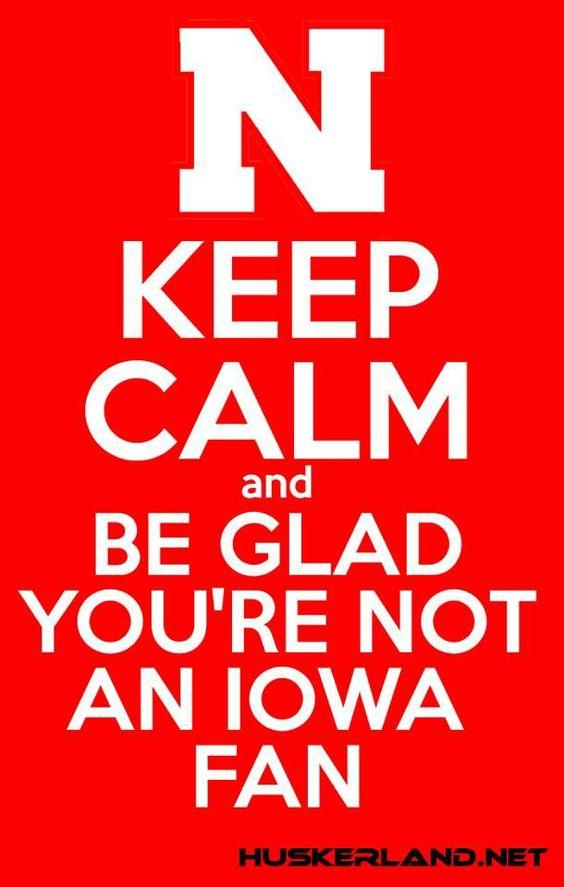 Nebraska: Go Big Red!
