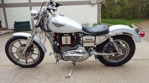 #323714131 Oncedriven 1983 Harley-Davidson XLCH1000 Sportster 1000 Andover, MN