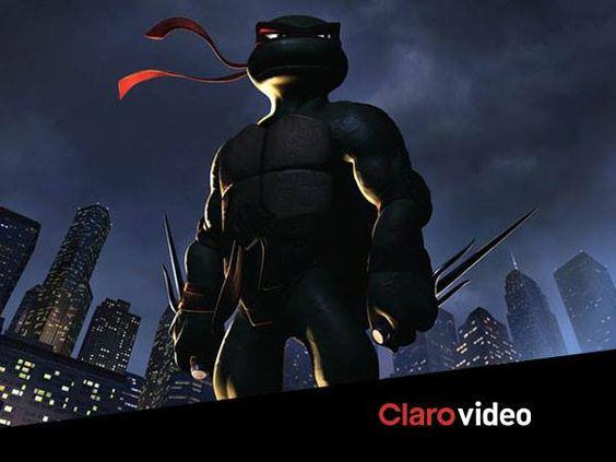 São quatro tartarugas que saem do esgoto para combater o crime! De que animação estamos falando? Confira aqui no #Clarovideo