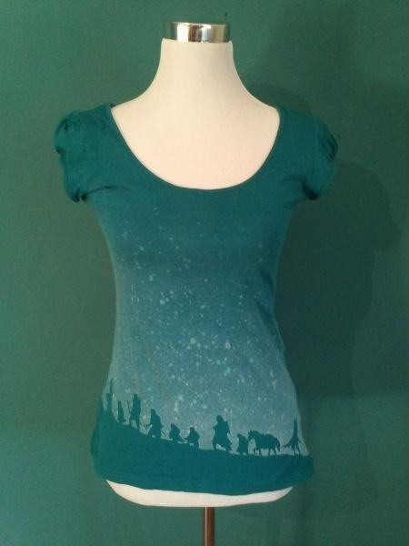 Kleiderkorb.de :: DIY Herr der Ringe Shirt