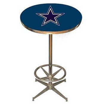 Dallas Cowboys NFL Pub Table
