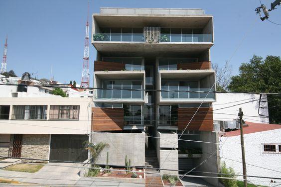 Galería de Edificio Tecamachalco / RP Arquitectos - 1