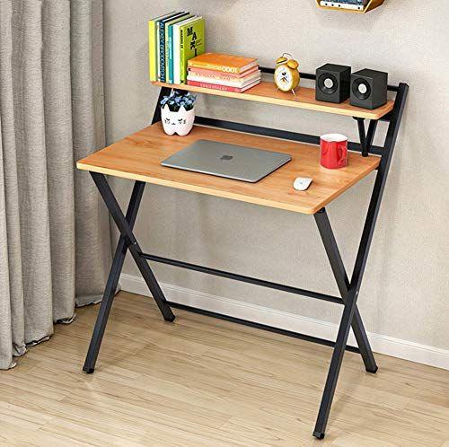 Xiank Ua Desk Computer Desk Desktop Simple Folding Table Study Desk Desk Simple Home Student Office Multi Fun Folding Desk Simple Desk Desks For Small Spaces