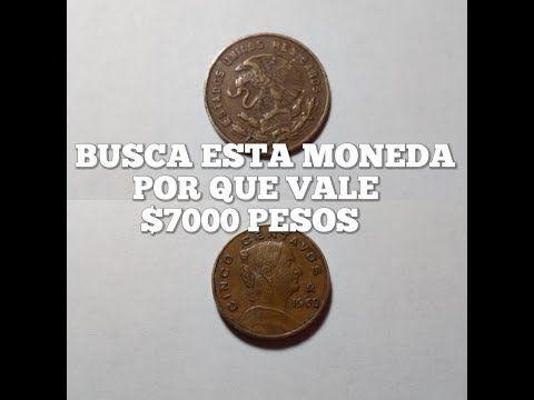 Moneda 5 Centavos De 1954 A 1969 Josefa Ortiz De Dominguez Youtube Monedas Valor De Monedas Antiguas Centavo