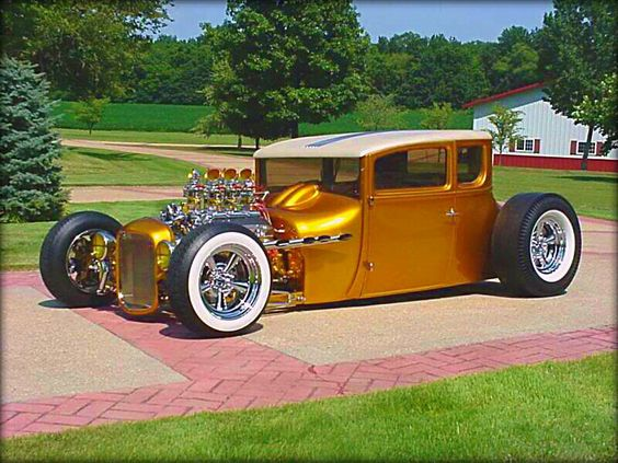 1927 Ford Model T coupe or known as a (phonebooth )