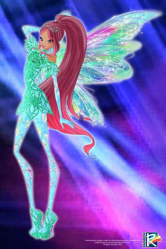 Aisha Magic Glowix