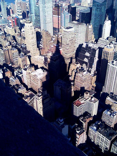Top of the Empire State Bulding - NY
