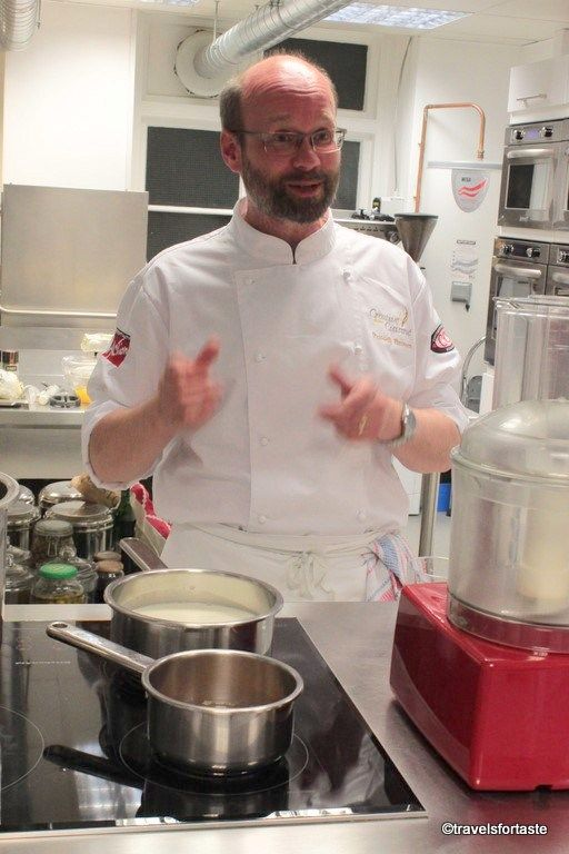 Chef Russell Brown
