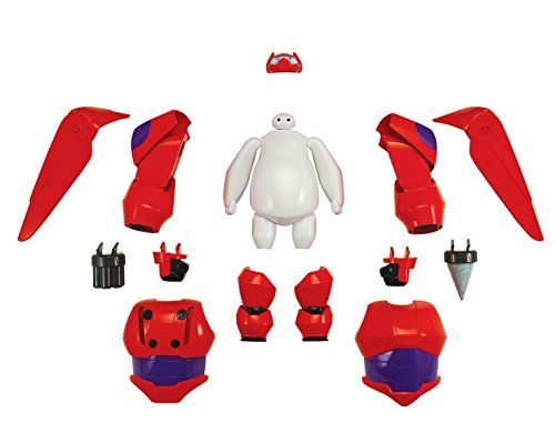 Big Hero 6 41295 Armour up Baymax 2.0 Toy