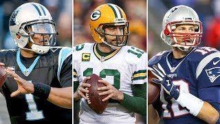 Fantasy Football 2016 Draft Rankings: Quarterbacks