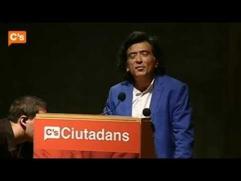 C's - Mejor Unidos - Arcadi Espada.  Barcelona 20/09/2014