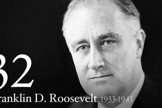 Presidency of Franklin D. Roosevelt