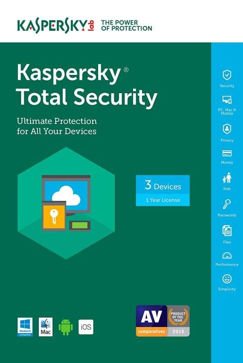 Kaspersky Total Security 2017 3 Device 1 Year Download In 2020 Online Coding Coding Instant Messaging