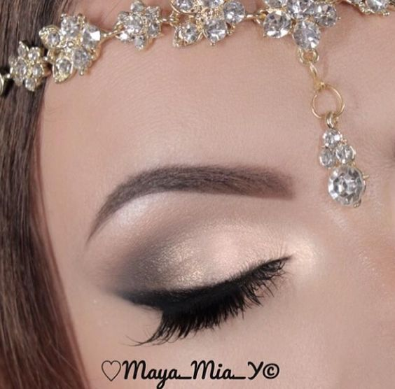 Maquiagem de noiva por Maya Mia:
