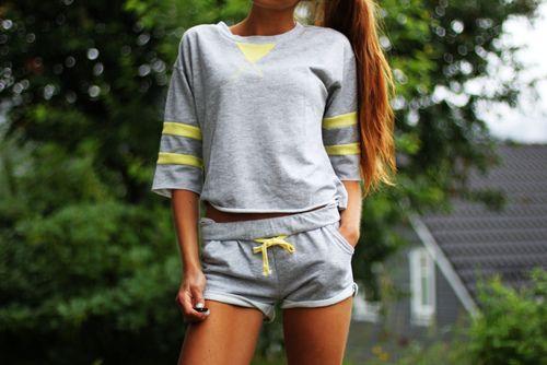 grey yellow combination