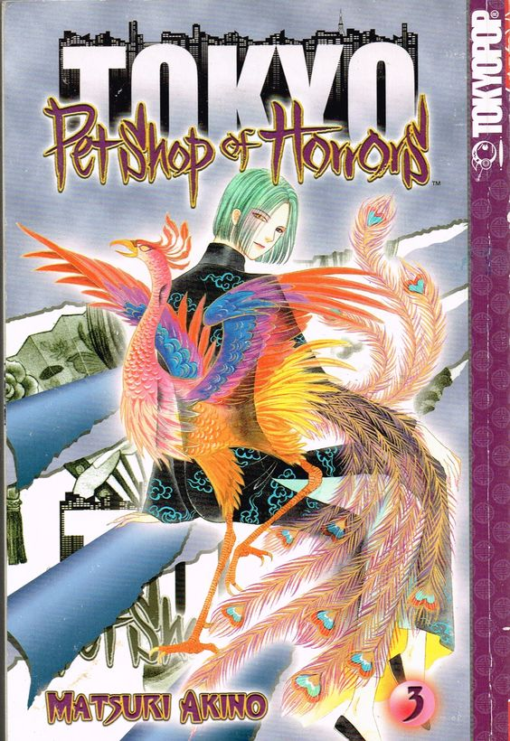 PetShop of Horrors: Tokyo vol 3 (2008) by Matsuri Akino. Finished 4th Oct 2016.