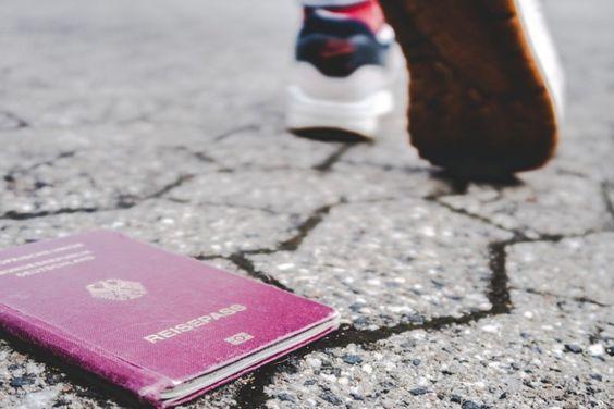 Reisepass verloren auf Reisen