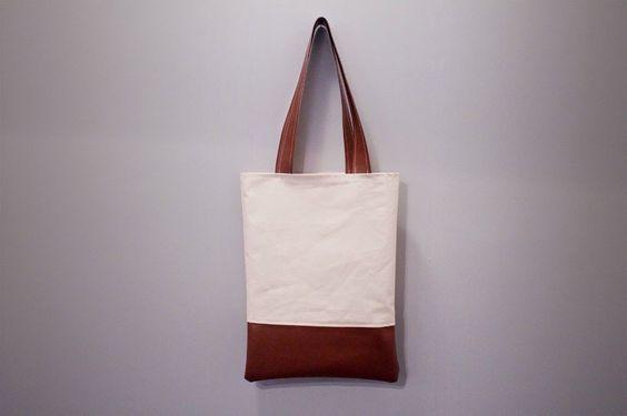 Como hacer bolsos de tela faciles