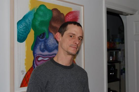 Erik Parker http://www.cdsavoia.com/#/artists/erik-parker