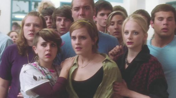 Emma Watson in the film 'The Perks of Being a Wallflower' (2012)