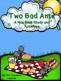 Two Bad Ants by Chris Van Allsburg is a great book.  This unit has great point of view activities. https://www.teacherspayteachers.com/Product/Two-Bad-Ants-Literature-Study-and-Activities-2003481