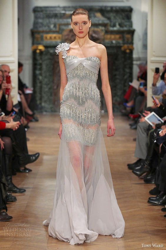 Tony Ward Spring 2014 Couture Collection | Wedding Inspirasi | Page 2