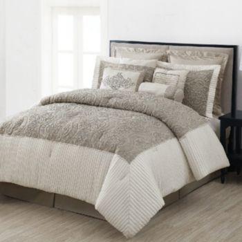 home classics celeste 12 pc reversible comforter set