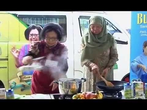 Nasi Bakar Teri Empal Suwir By Sisca Soewitomo Rahasia Ibu Masak Bumas On The Street Eps 15 Part2 Youtube Teman Indonesia