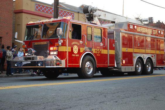Heavy Rescue Unit, Aberdeen Fire Department