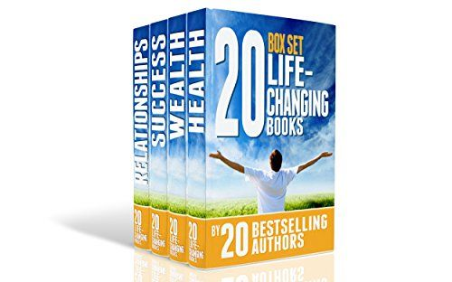 20 Life-Changing Books Box Set: 20 Bestselling Authors Share Their Secrets to Health, Wealth and Success by Tom Corson-Knowles http://www.amazon.com/dp/B00KQUGOF4/ref=cm_sw_r_pi_dp_ysZFvb09FV6HJ