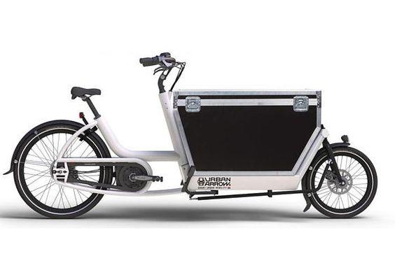 E-Lastenrad Urban Arrow Cargo
