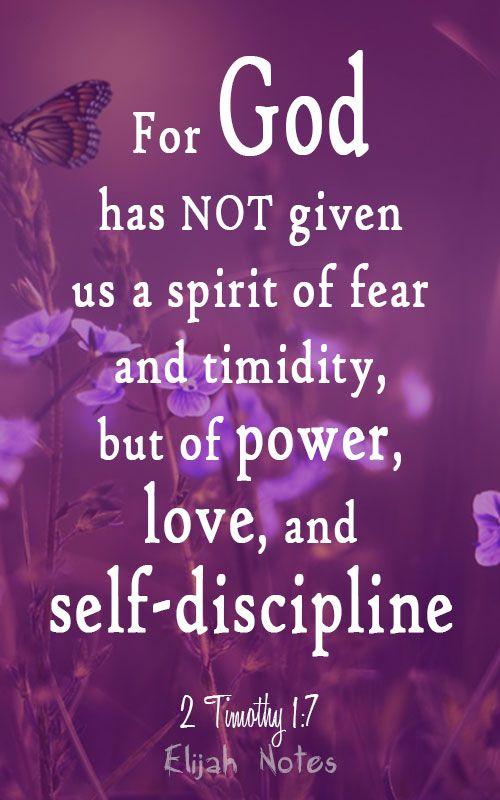 Pin On Self Discipline