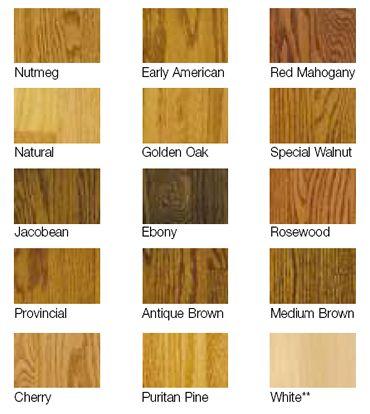 Floor Stain Bona 2 Part Provincial 1 Part Special Walnut