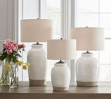 Pin On Home, Ivory Ceramic Table Lamps