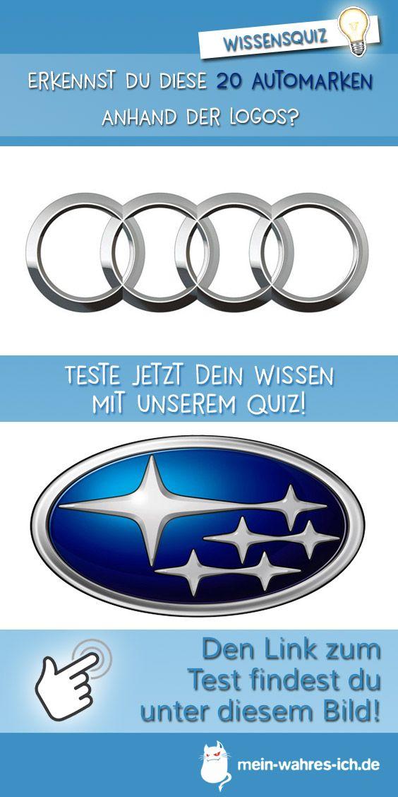 Das Automarken Logos Quiz Kennst Du Diese 20 Marken Automarken Logos Automarken Quiz