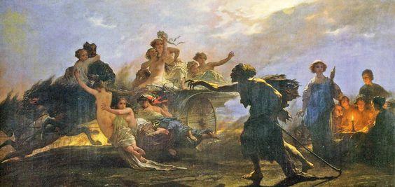 "Auguste Barthelemy Glaize (1807-93), ""The Purveyor of Misery"" (1860) | by sofi01"