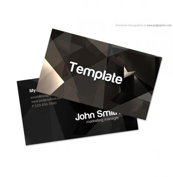 Stylish Business Card Template PSD - http://www.welovesolo.com/stylish-business-card-template-psd/
