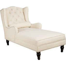 Carey Tufted Chaise