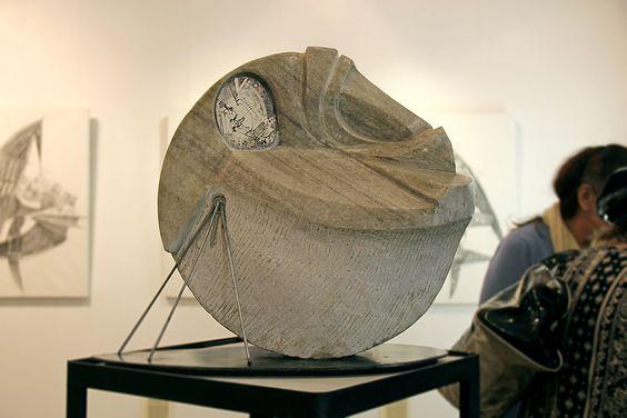 Экспозиция выставки в Доме Художника. Фото Жени Шведы