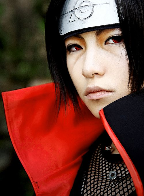 This is a well executed Itachi Uchiha, I mean; If Itachi was a person he'd look…