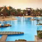 The InterContinental Palace Port Ghalib Resort the fine piece of epic engineering, marvelous décor and superfluous furnishing has won numerous awards and accolades in various Times and Travel magazines of 2009 and 2010.