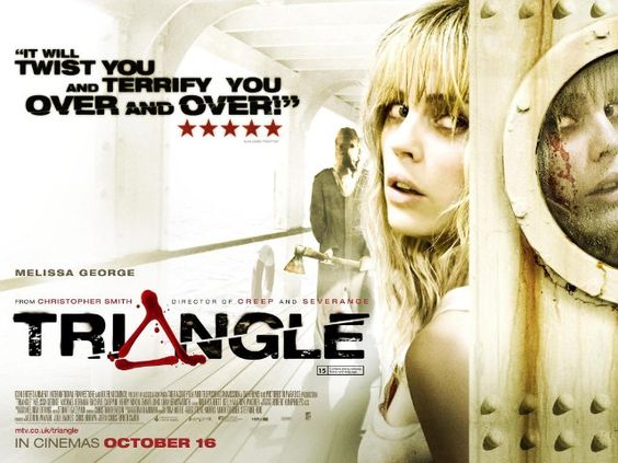 TRIANGLE - Quite underrated, but hard to fully get your head around.
