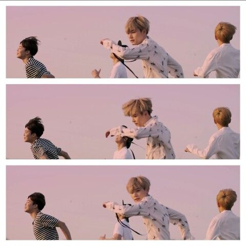 YOONGI ah ❤ Young Forever MV #BTS #방탄소년단
