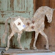 Magnet Board | Horse Silhouette