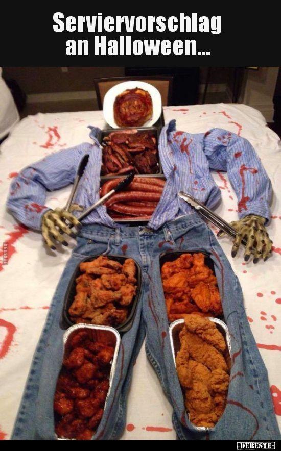 Serving Suggestion On Halloween Crafts For Kids Comida De Halloween Buffet De Halloween Halloween Comida Recetas
