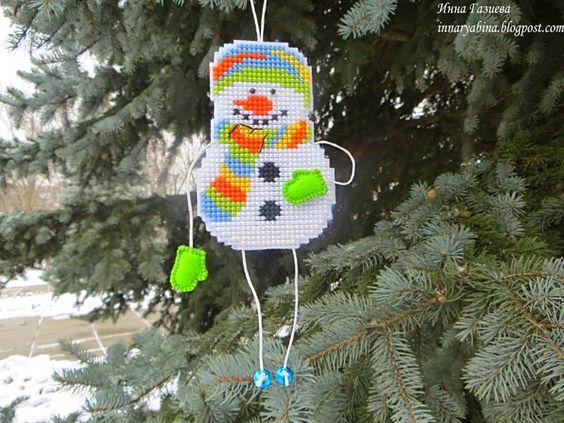 Подарки от Эльдарки: О веселом снеговике и о вкусных каникулах!
