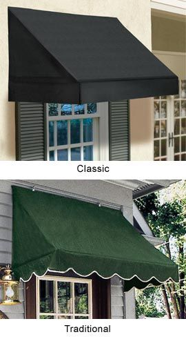 Window Awnings Window And Classic On Pinterest