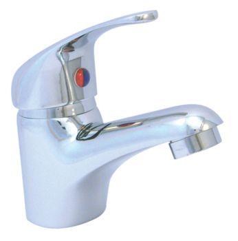 Mitigeur de lavabo Athena chromé - Entrepot du bricolage